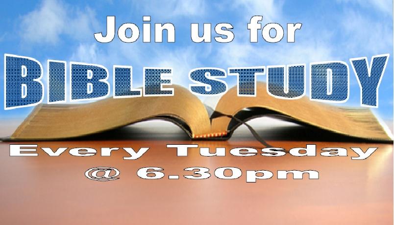 Bible Study (07/05/2018) - YouTube